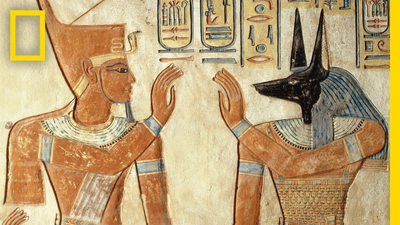 History of Ancient Egypt Resolute classes